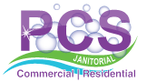 PCS Cincinnati Commercial Janitorial Services Logo Small